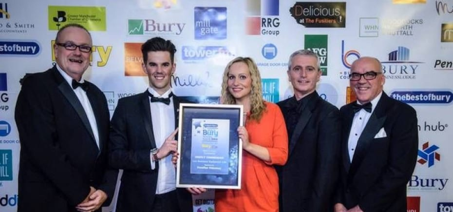 Lex are Highly Commended in Business Awards for second year running